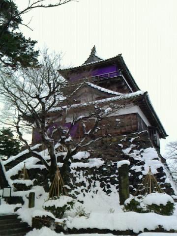 丸岡城(お城その1)