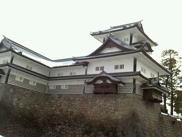 金沢城(お城その2)