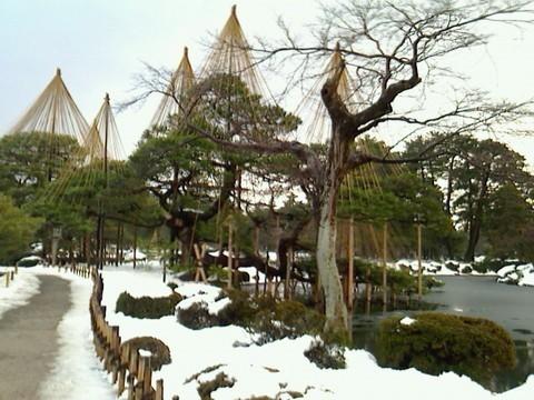 兼六園(日本庭園)
