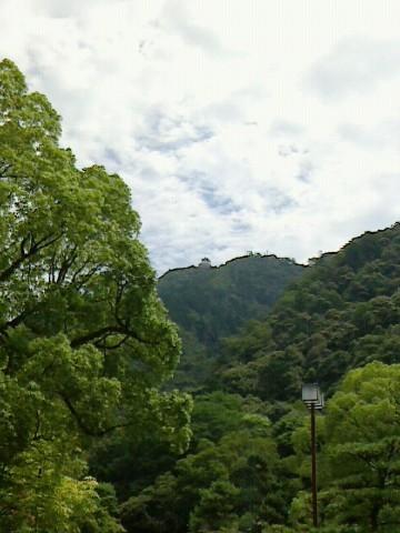 岐阜城(お城その2)