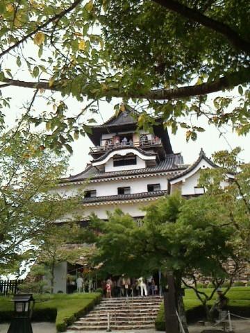 犬山城(お城その3)