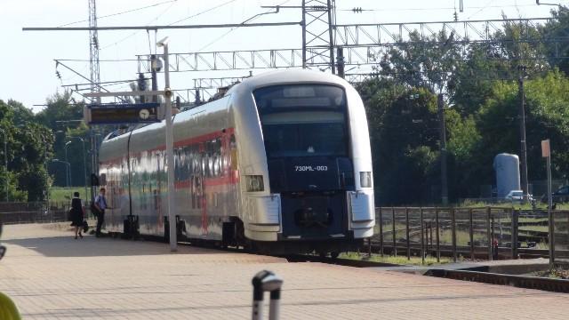 リトアニアの国鉄