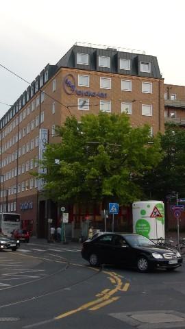 東横インフランクフルト
