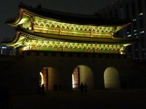 景福宮―夜間開放行事
