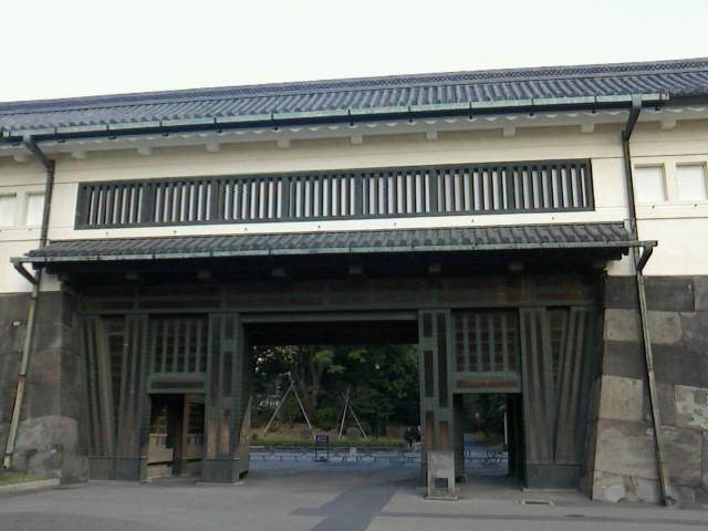 皇居(江戸城跡/お城)