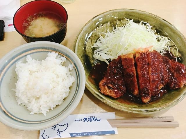 矢場とん エスカ店