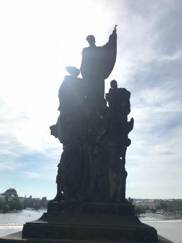 カレル橋  プラハ
