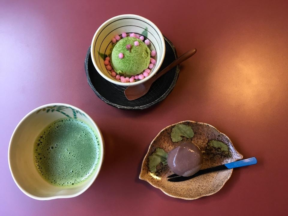 和菓子 💖 LOVE 〈ぜんざい・抹茶アイス・上生菓子〉1年間の総決算
