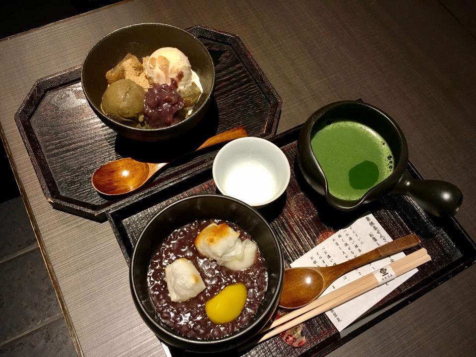 京都市《茶寮翠泉》