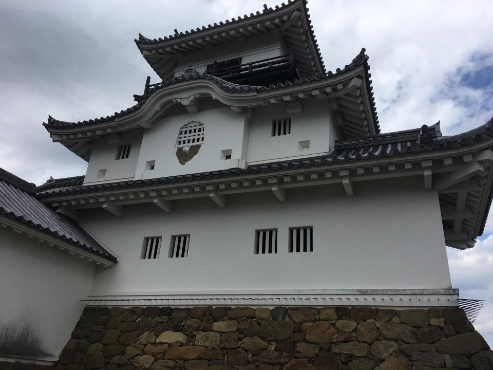掛川城と周辺施設