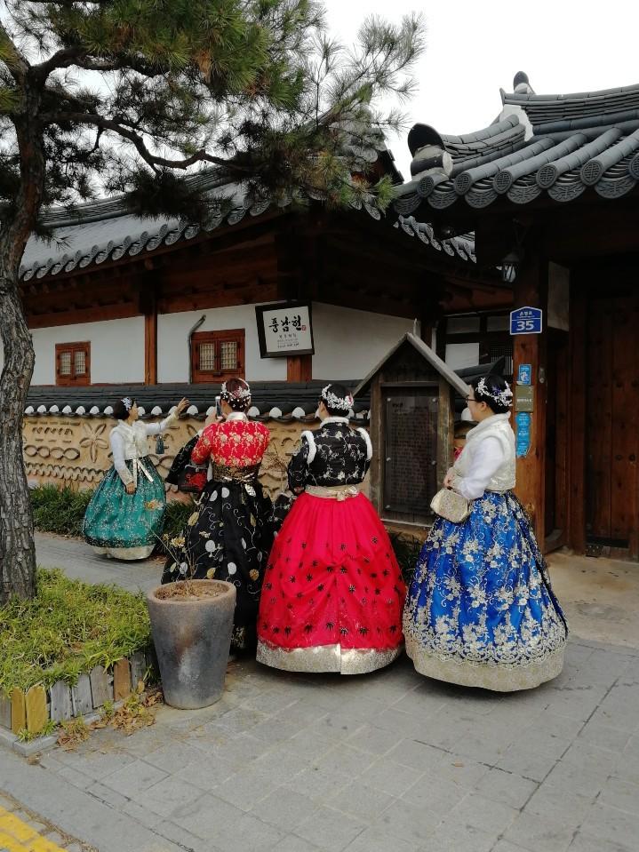 韓国全州、韓屋村とグルメ旅