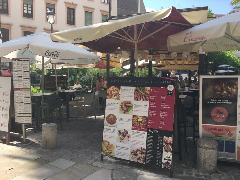 Restaurante El Deseo
