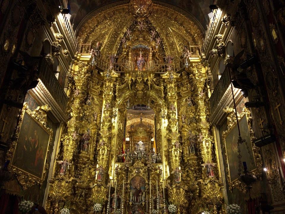 バジリカ聖ヨハネ・ア・デオ修道