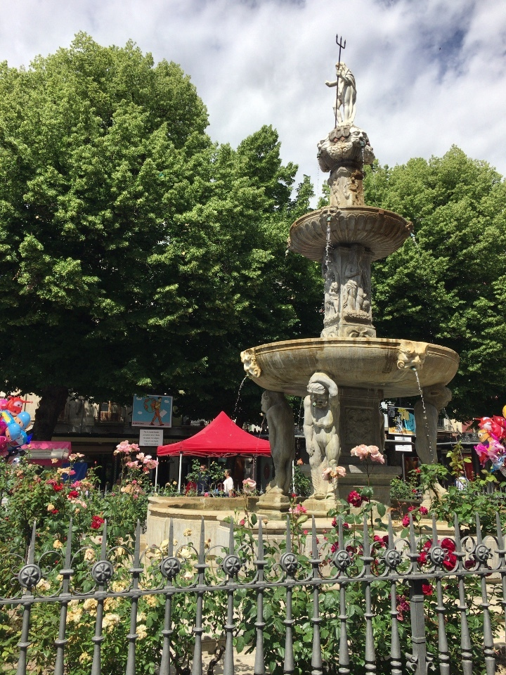 ビブランブラ広場