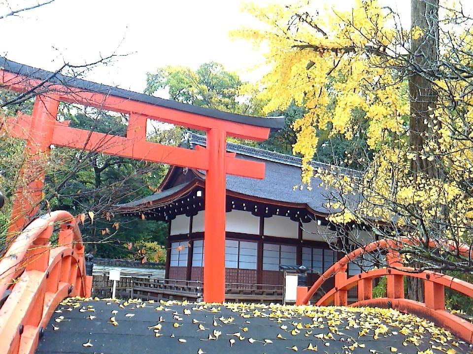 下鴨神社(輪橋)