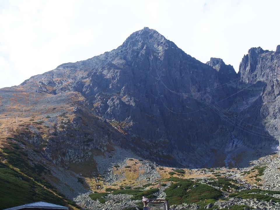 タトラ山地