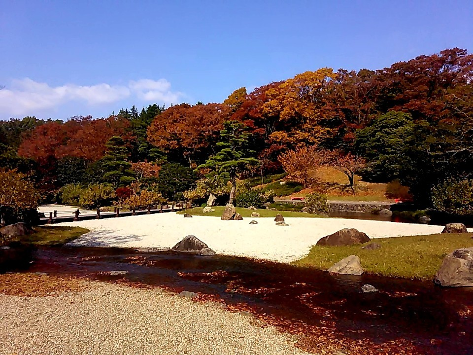万博公園(日本庭園)