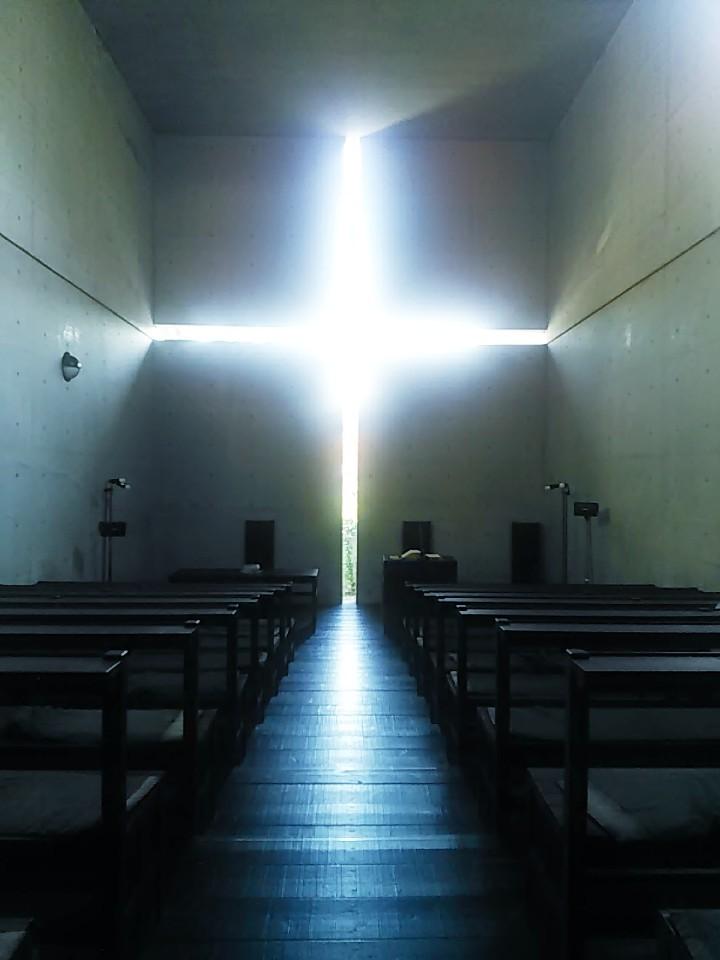 茨木春日丘教会/礼拝堂