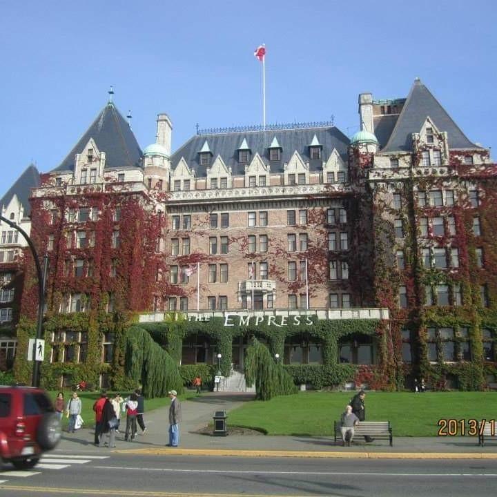 フェアモントエンプレスホテル
