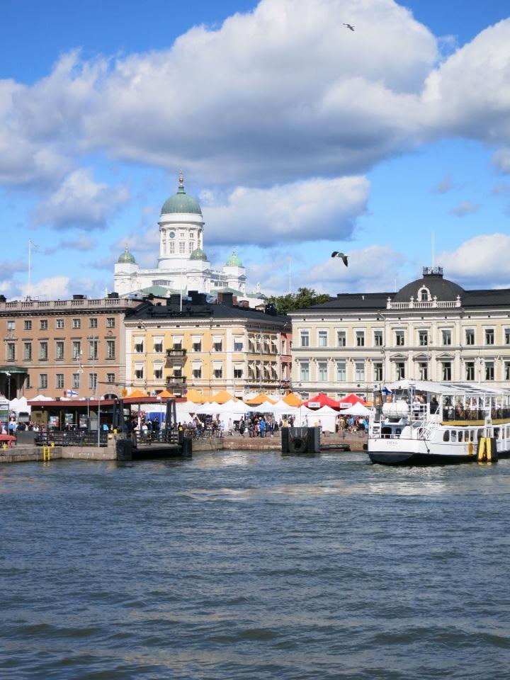 港とマーケット