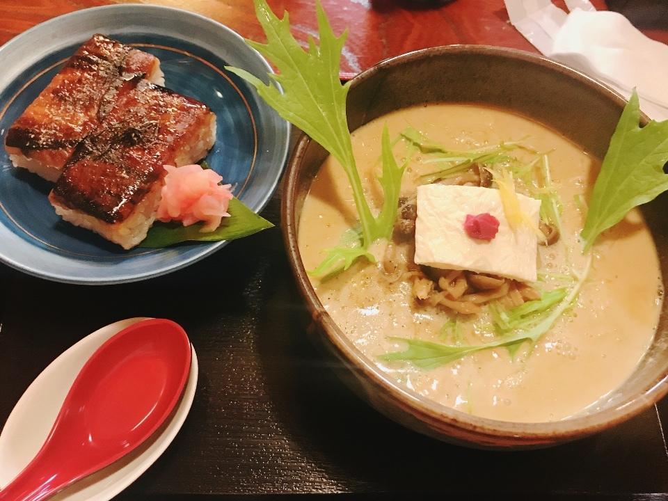 ベジタリアンの友人と旅行中に行ったレストラン【大阪京都】
