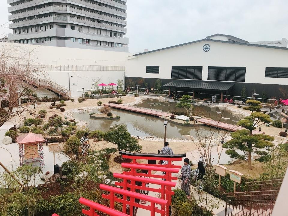 天空庭園②