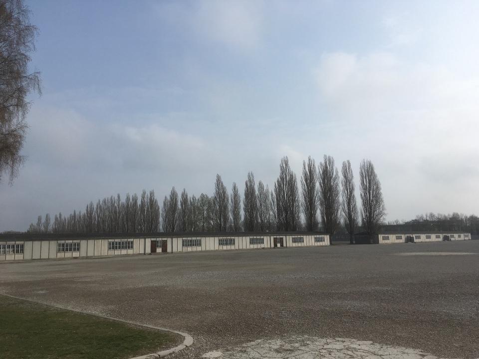 ダッハウ強制収容所