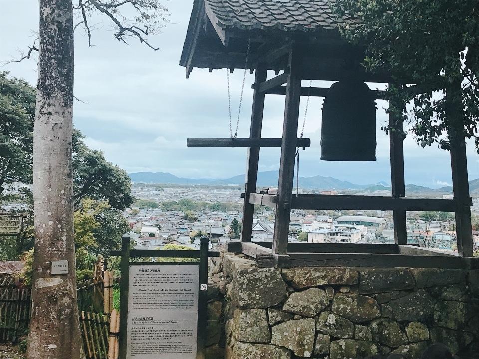 彦根城④時報鐘