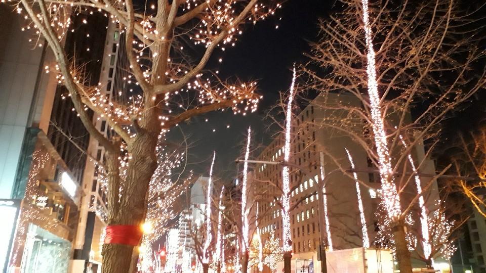 淀屋橋→本町・心斎橋→難波エリア