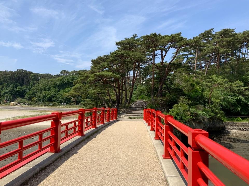 雄島① 渡月橋