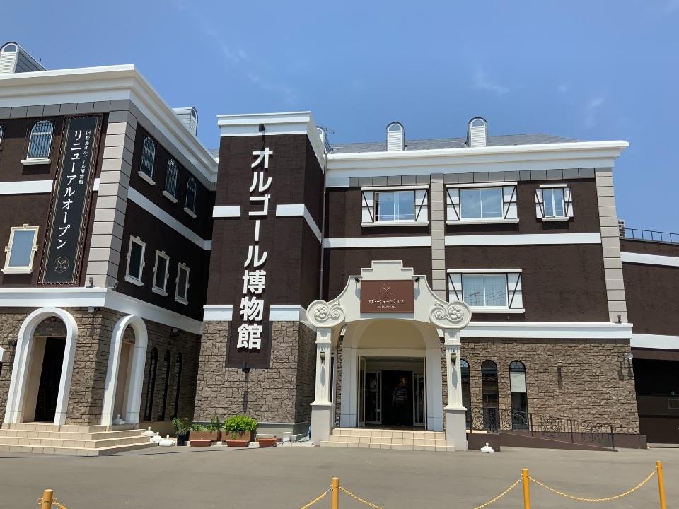 松島オルゴール博物館①