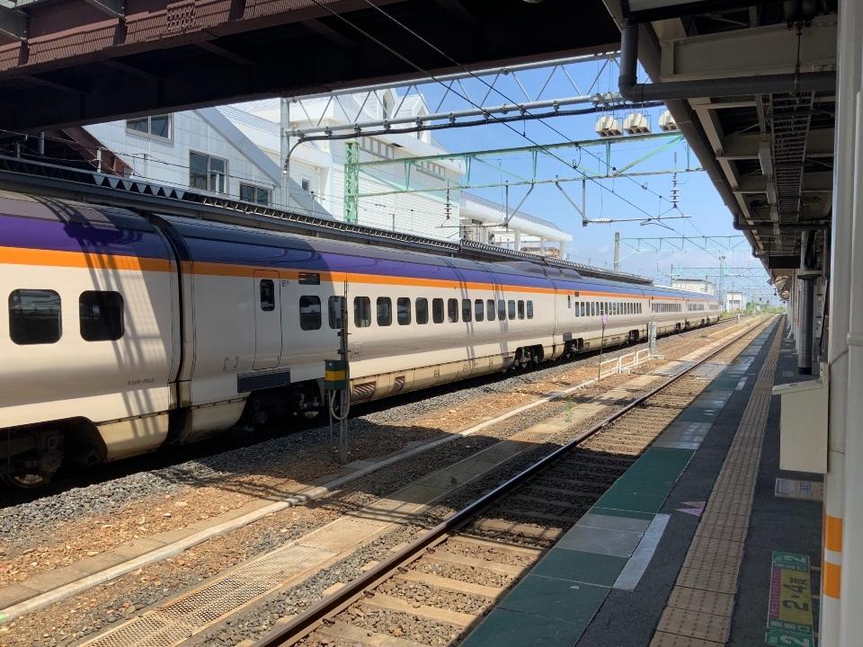 No.12 米沢駅②