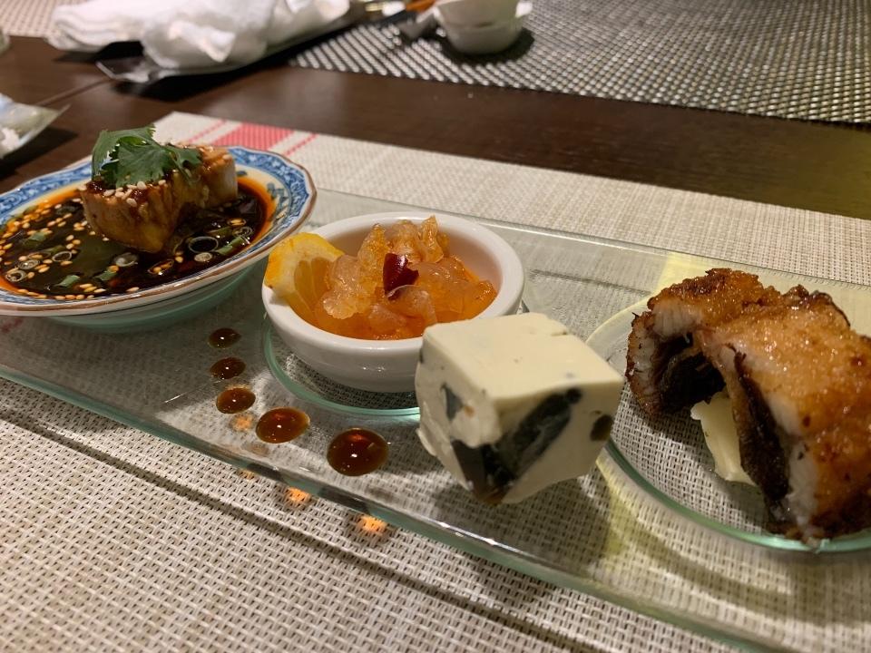 ミシュランスターシェフの隠れ家的中華レストラン「ギャラリー西亀有」