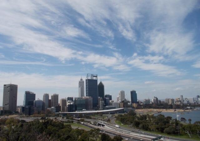 オーストラリア パース シティ