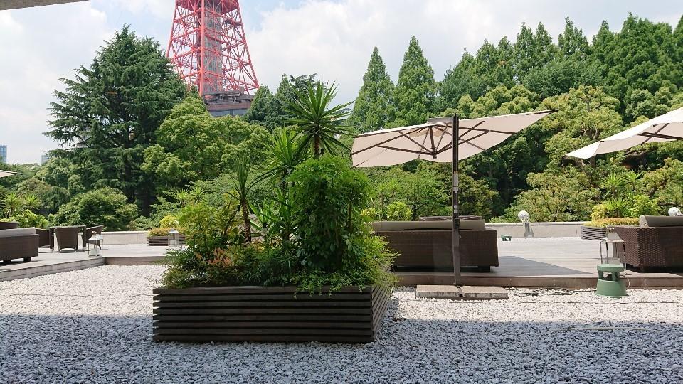 東京プリンスホテル*ポルト