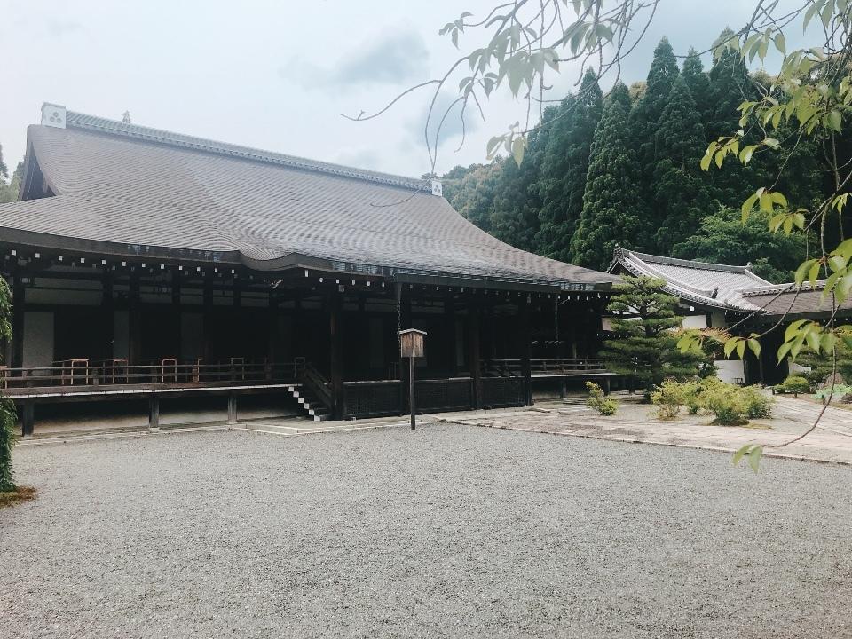 西芳寺本堂