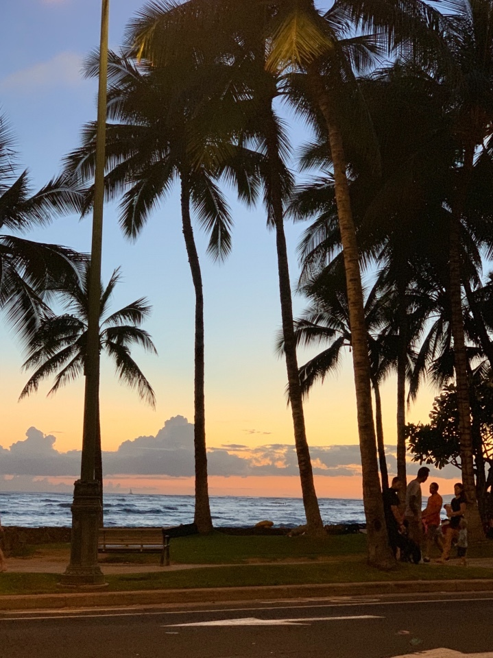 2度目のおひとりハワイ