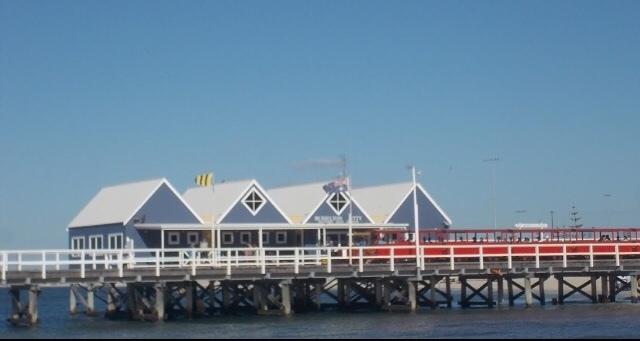 世界で一番長い桟橋 バッセルトン ジェッテイ