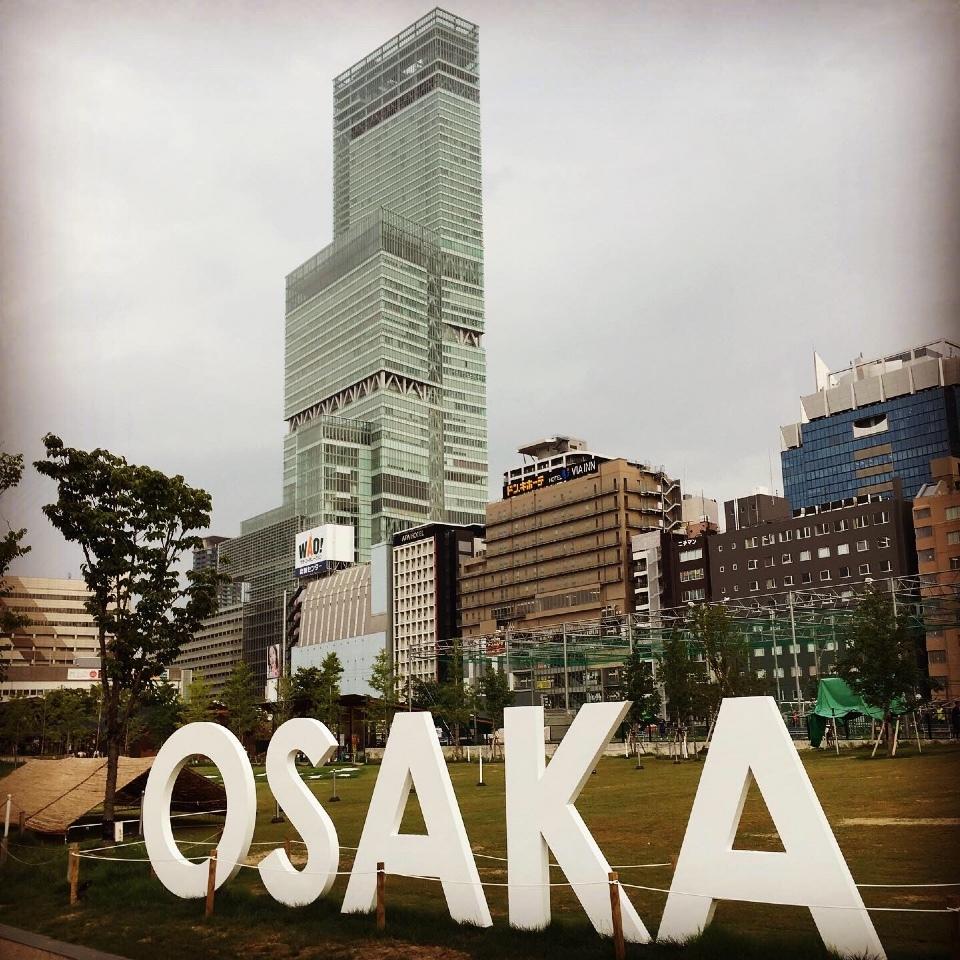 天王寺〜難波・ぶらっとお散歩(大阪)