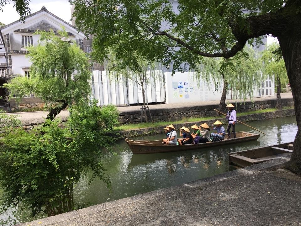 倉敷美観地区を散策