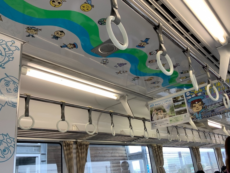 かわいい電車①