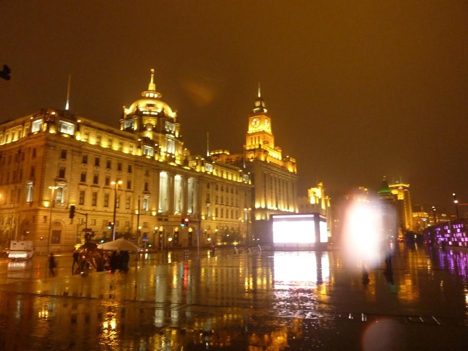思い出の上海―原田マハ「#9」の舞台へ