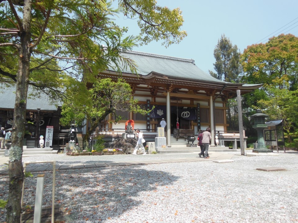 (修行の道場)四国歩き遍路⑧安芸から高知市内へ