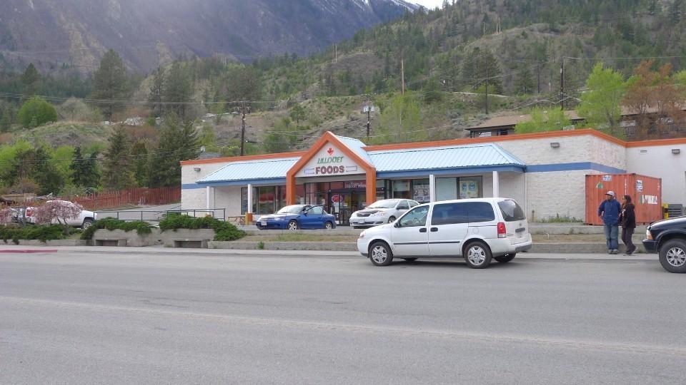 スーパーマーケットLillooet Foods