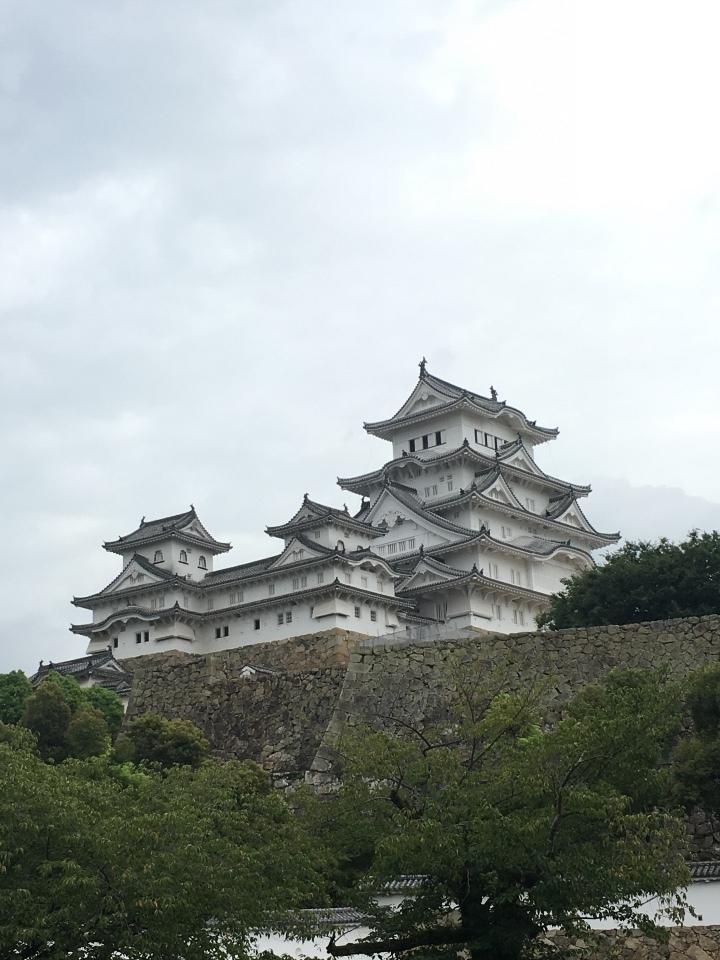 姫路城と好古園