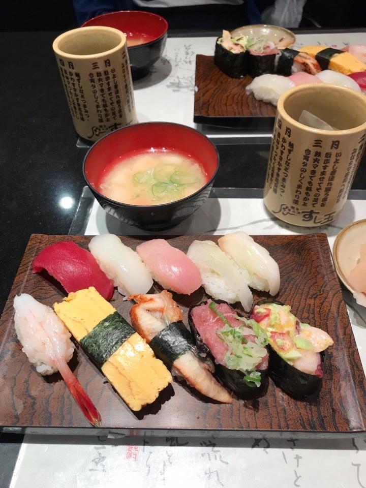 金沢駅ナカ寿司屋さん