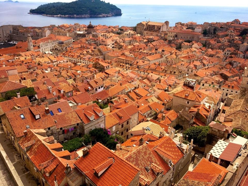 クロアチア3都市を巡る旅【9日間】