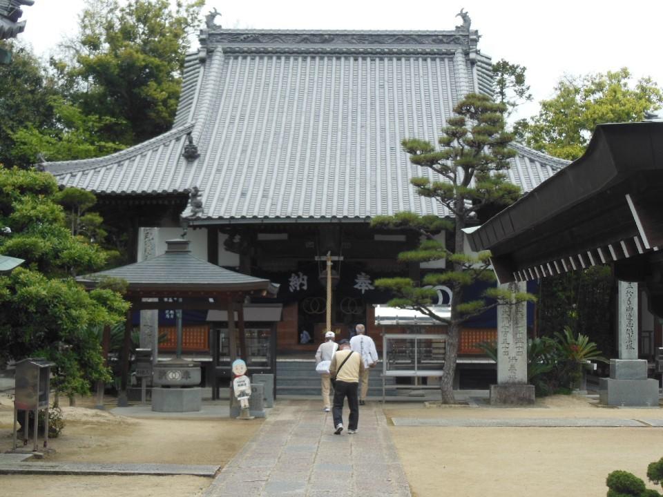 48番札所 清滝山 安養院 西林寺