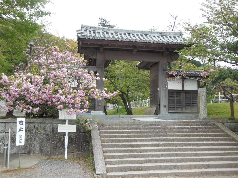 50番札所 東山 瑠璃光院 繁多寺