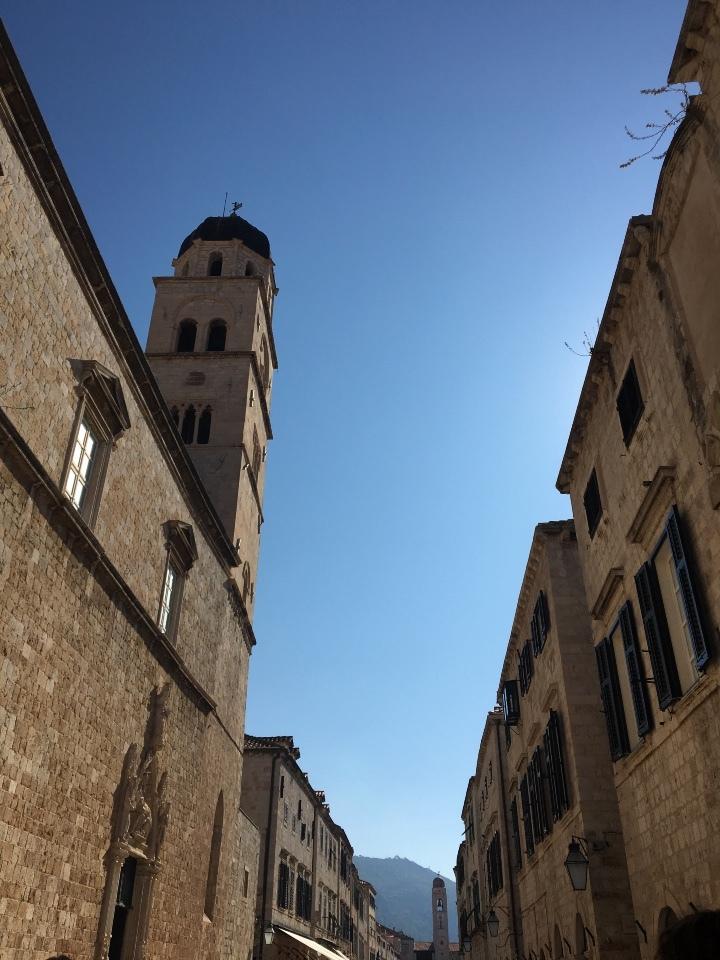 ドゥブロヴニク旧市街
